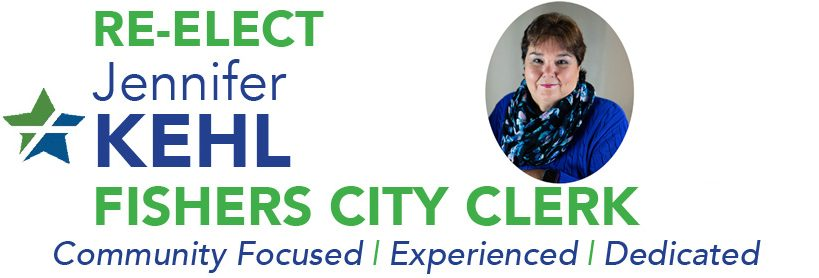 Re-Elect Jennifer Kehl for City Clerk